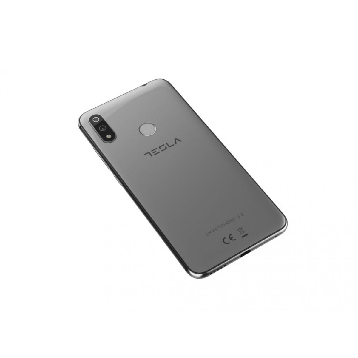 Tesla Smartphone 9.2 Silver
